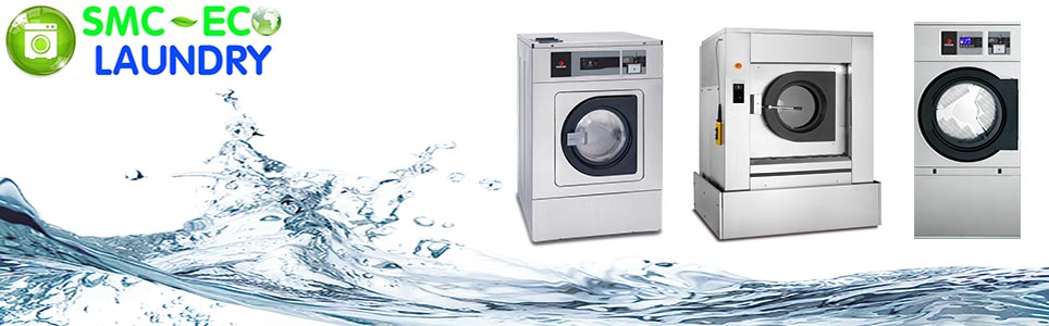 Máy giặt công nghiệp – SMC ECO Laundry